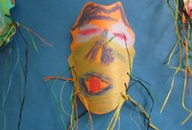 African Masks by Year 2