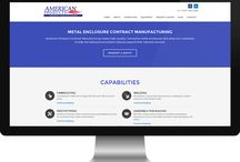Web Designs / These are some web designs we have created for our clients.