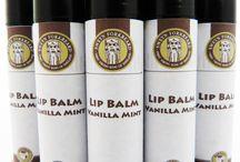 Lip Balms 100% & Organic