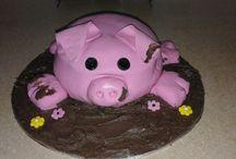 my own attempt in baking