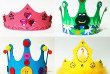 Kids crowns