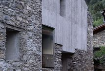 Adding architecture / Tillbyggnad i befintlig fysisk miljö. Adding to existing environment.