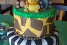 Cake/Cupcake/Cookie Ideas / by Pam Vance