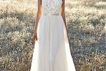 idea for aj wedding dress