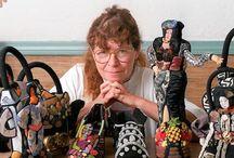 crochet artist irene reed
