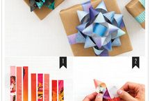 Christmas | wrapping / Present wrapping inspiration