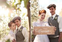 Anne of Green Gables/Library Wedding