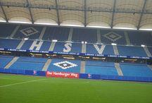 Bayer 04 - Hamburger SV / Mein erstes Bundesliga Spiel in Leverkusen. Welche Sprüche gibt es über Bayer 04?
