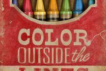 Η ζωή θέλει χρώμα!