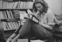 "Sylvia Plath / ""Kiss me, and you will see how important I am.""  ― Sylvia Plath"