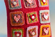 Wonderful, Whimsical Wool / Anything and everything wool! / by Martingale/That Patchwork Place