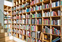 Interiors: [Bookcases]