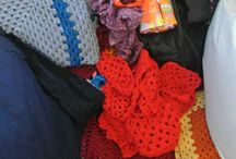 Crochet Patterns and Ideas / I love to crochet / by Judith English