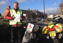 Mod 2 test passes / Customers who have successfully gained their motorcycle licence with us, on the Isle of Wight