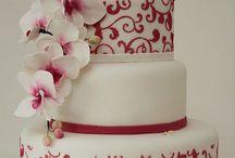 Ideen für Hochzeitstorten