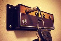 Ideas - Key Rings / Storage