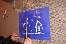 January Preschool Ideas