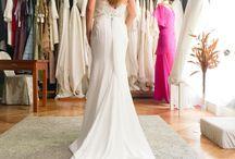 Dress fitting / Wedding dress final fitting