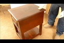 lacar un mueble
