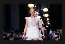 Isabel Marant AW15/16 collection / Paris Fashion Week