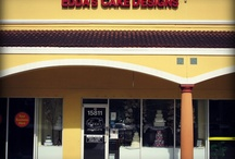Pembroke Pines / Edda's Cake Designs / A look inside our Pembroke Pines location. http://www.eddascakedesigns.com/