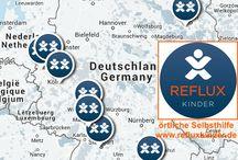 GÖRK GERD Reflux Kinder / Web-Informationen für Kinder mit gastroösophagealem Reflux und deren Angehörige