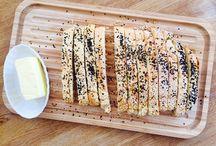 Ofenrezepte / Wir lieben Gerichte aus dem Backofen! Sie lassen sich perfekt vorbereiten und es gibt so unendliche viele Möglichkeiten der Zubereitung - von Gemüse bis Fisch, von selbst gemachten Pommer bis hin zum Schmortopf.