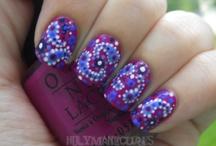 Nail designs / by Allison Weinstein