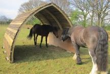 stables/ shelters