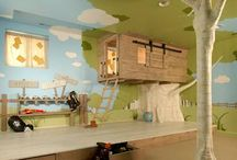 Kid's Room / by Crystal Lacelle-Gelinas