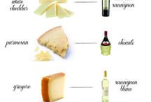 wine and pairings