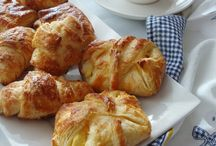 Danish pastrys