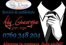 Pody Design & ART / Servicii de publicitate