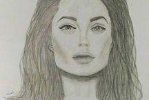 Portraits sketch!!