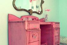 ALL THAT PINK!!!and i love it.. / by Diana Ferrante