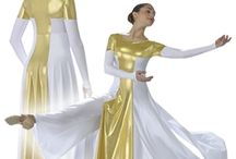 Praise dancing costumes