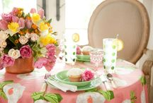 Tablescapes / by Vicki Darby