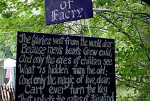 For the Fairies