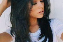 easy layered hair