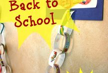 Back To School / Ideas for lunches, activities and more for all ages,