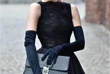 bACk 2 BLacK / Black dresses & outfits