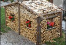 Holzbasteln