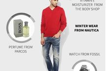 Men's Fashion in Hyderabad