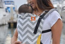 Baby Carriers/ BabyWearing / by Briana Blackburn