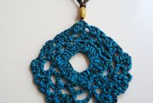 My crochet jewelry
