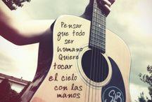 Sueños con guitarra en mano