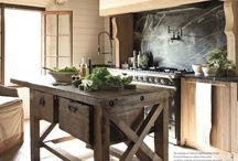 Rustic and Funky Decor Designs / Inspiration for designing our new home: vintage, rustic, mish-mash of things.