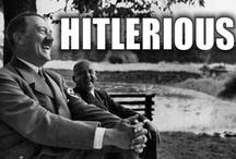 hilarious dictators / hilarious photos of history's most terrifying, horrific dictators.  / by Paige Conrad