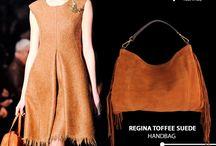Marlafiji - Regina Suede Tassel bag