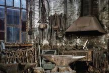 Blacksmith / Forging and smithing